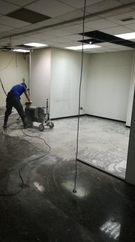 Pulir suelo de terrazo m rmol granito hormig n pulidos suelo - Pulir el suelo ...